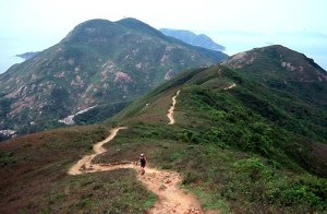 Beautiful Natural Scenery in Hong Kong