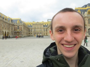 Kevin Palace of Versailles