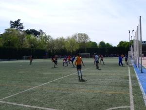 Soccer Field in Retiro