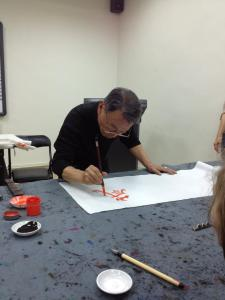 The Chinese have made an art out of their writing system-calligraphy.jpg