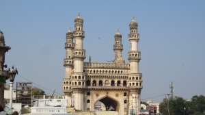 Charminar in Old City