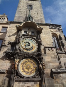 Cool Clock in Prague