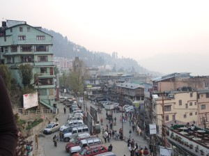 Darjeeling streets