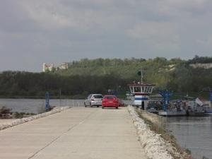 Ferry to Janowiec