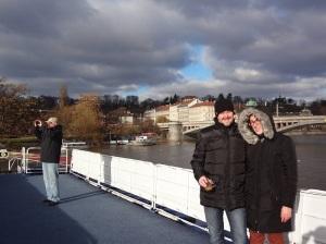 First Trip to Prague