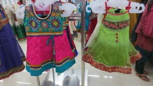 Fixed price baby dresses from the mall