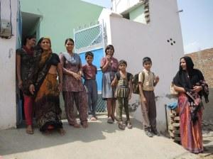 Kidar's family