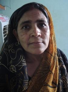 Kidar's sister-in-law