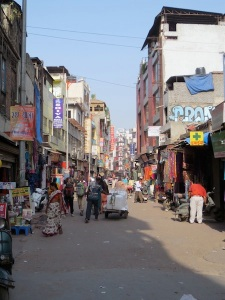 Main Bazaar, Paharganj, Delhi