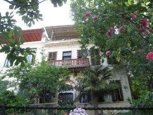 Ottoman Island Architecture