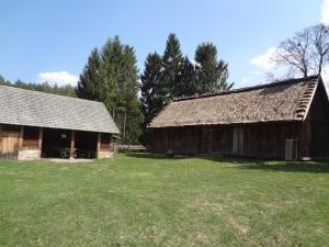 Roztocze Horse Farm Museum Barns