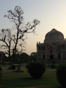 Tombs in the Lodi Gardens, Delhi