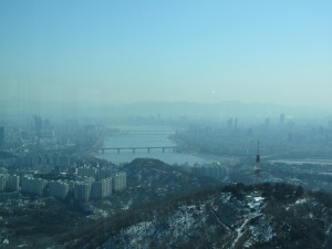 View from Namsan