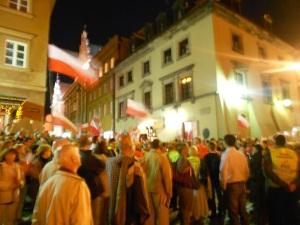 Warsaw March